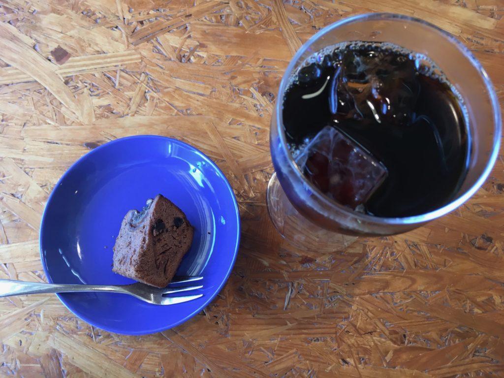 シェフの台所のドリンク・ケーキ